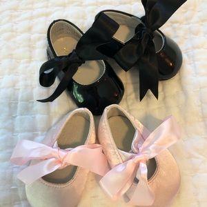 Ralph Lauren Briley Infant Shoe